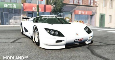 Koenigsegg CCGT 2007 v 1.1 [0.11.0], 1 photo